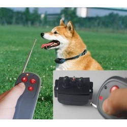 Dog Remote Electric Training Collar 4 in1