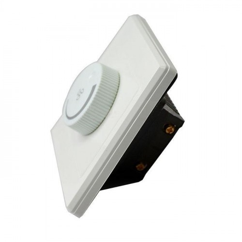 Adjustable Rotating LED Dimmer Switch AC 220V