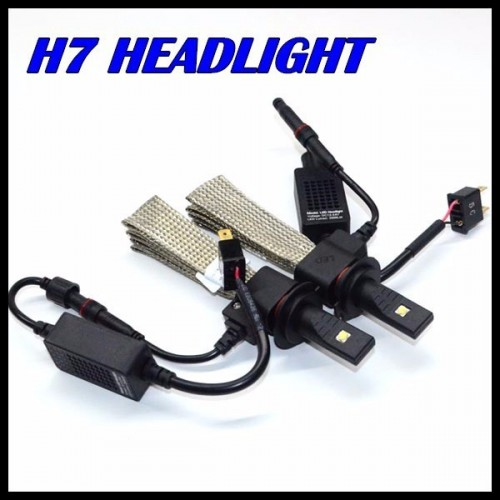 New Invention Car H1 H3 H7 H11 LED Headlight 20w 2500LM