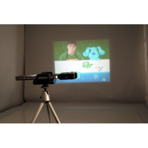 Portable Mini Projector for iPhone