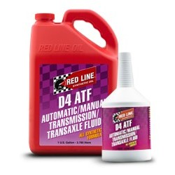 D4 ATF Automatic Manual Transmission Transaxle Fluid