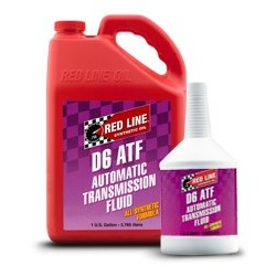 D6 ATF Automatic Manual Transmission Transaxle Fluid