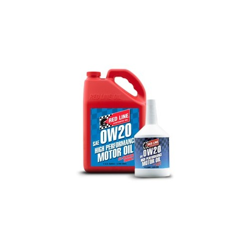 Red Line SAE 0W20 Fully-synthetic Motor Oil