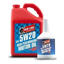 Red Line SAE 5W20 Fully-synthetic Motor Oil
