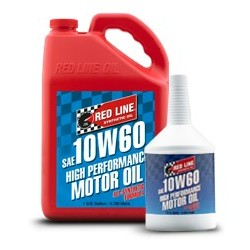 Red Line SAE 10W60 Fully-synthetic Motor Oil