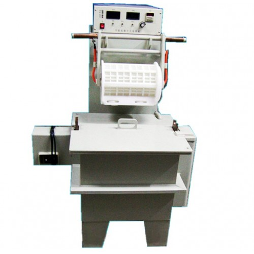 Single Barrel Plating Equipment for Zinc, Copper, Gold, Nickel