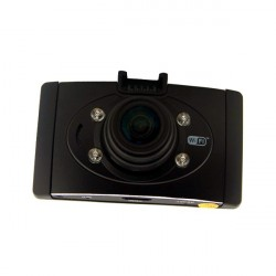 WIFI Car DVR Full HD Remote Dash Camera Control Via Smart Phone with Touch Screen