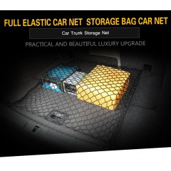 Car Boot String Bag Storage Net