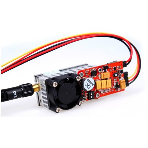 Boscam FPV 5.8GHz 2000mw 32 Channels Wireless AV Transmitter TX58-2W and Receiver RC58-32CH For FPV system 10KM Range