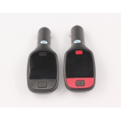 LCD car bluetooth handsfree kit MP3 Player FM Transmitter Bluetooth+ Remote USB SD MP3