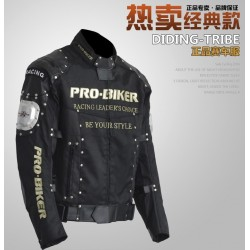 Pro-bike Men Motorcycle Jacket Quick Dry Breathable