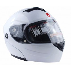 Helmet motorcycle helmet flip up helmet with inner sun visor