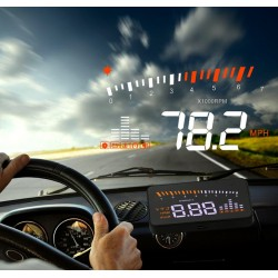 3 Inches OBD II Head Up Display Unit