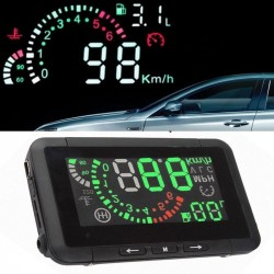 2.4 inches OBD II Head Up Display Unit