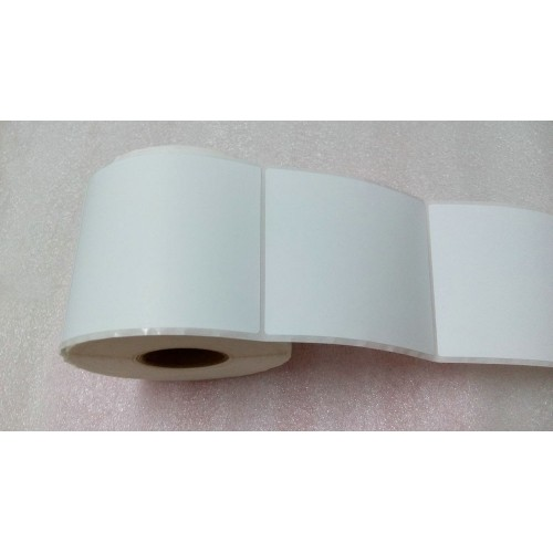 Adhesive Sticker Thermal Label Sticker 80mm x 90mm 500 Pieces/Roll