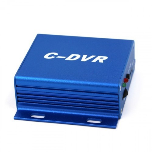 Mini Car DVR 1 Channel TF Card