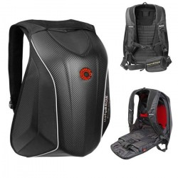 uglyBROS MACH6 hard shell shoulder motorcycle riding waterproof bag
