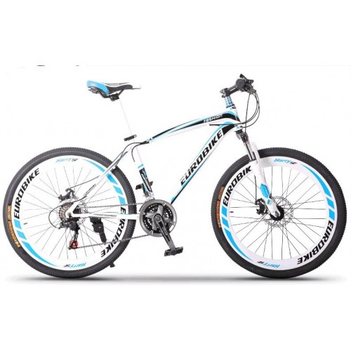 Euro Bike Mountain Bike 21Speed 26 Inch Wheel