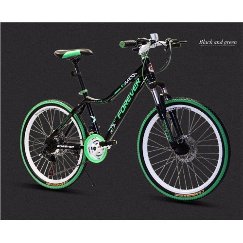 Forever Bike Mountain Bike 21Speed 24 Inch Wheel