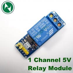 1 Channel Isolated 5V Relay Module Coupling For Arduino PIC AVR DSP ARM