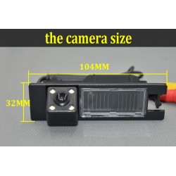 HD CCD Night Vision Rear View Camera for Alfa Romeo 156 159 166 147