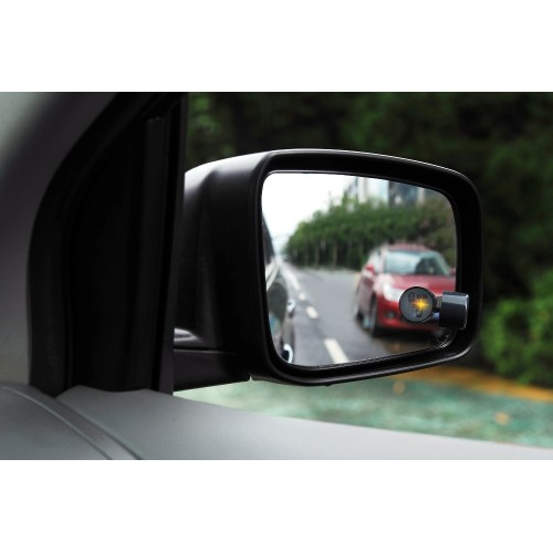 Auto Car Blind Spot Monitoring System BLIS