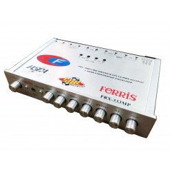 Ferris FRX-333MP 4 Band Paragraphic Equalizer