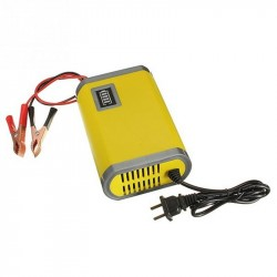 High Quality 12V 6A Portable Motorcycle Car Auto Battery Charger
