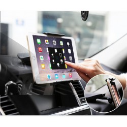 360 Degree Rotating Car tablet Mount Bracket Holder