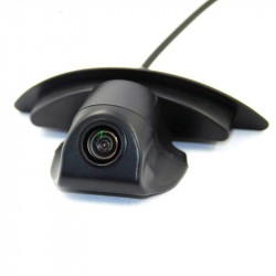 CCD Car Front View Logo Camera for Nissan NP300