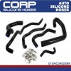 CORP Silicone Radiator Hose Kit for ALFA ROMEO 147 156