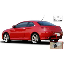 Rear-end Car Laser Fog Light for Alfa Romeo
