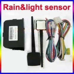 Automatic Car Headlight and Wiper Sensor Module