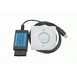 Professional Fiat Scanner OBD/ OBD2 Supported Engine ABS AIRBAG for Fiat Alfa Romeo Lancia