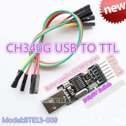 CH340G Serial Converter USB 2.0 To TTL 6PIN Module for PRO mini