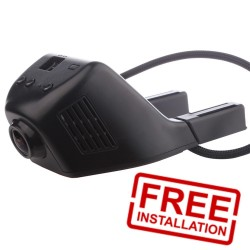 Car Wifi DVR Universal Installation as original Car Camera 170 Degree Support APP Control
