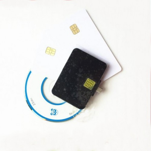 Portable EMV Micro USB OTG Smart IC Card Reader&Writer