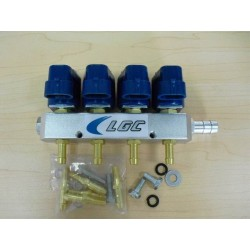 4 Cylinderes Injection Rail for LPG/CNG Sequential Injection System