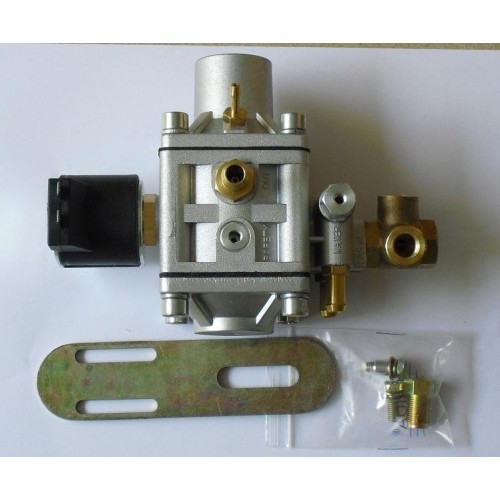 CNG Seqential Reducer for multipoint injection system