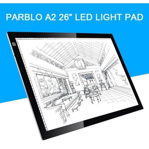 A2 LED Light PAD 3200 Lux