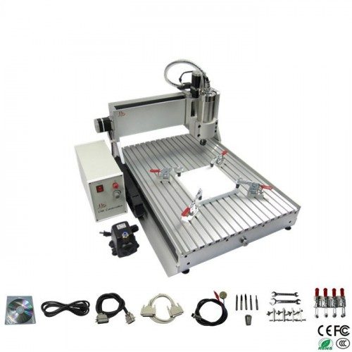 CNC Router 3 Axis 6040 2200W Water Cooled Machine