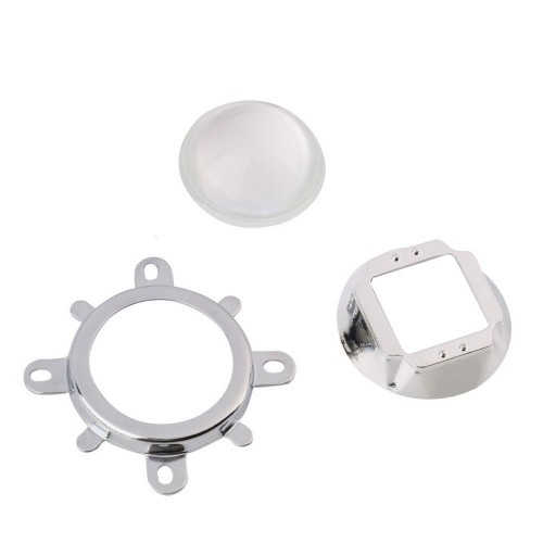 10W LED Lens Module with Reflector Cup and Fixed Bracket