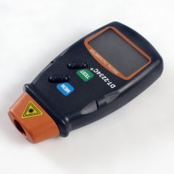 Digital Laser Photo Tachometer Non Contact RPM Meter