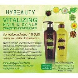 HyBeauty Vitalizing Hair & Scalp Shampoo and Conditioner