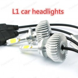 H7 Car LED Headlight 60W 6000LM 6000K 1SET