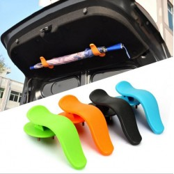 Umbrella Rack Clip Hook on Car Trunk Cover