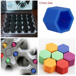 Silicone Lug Nut Caps Car Wheel