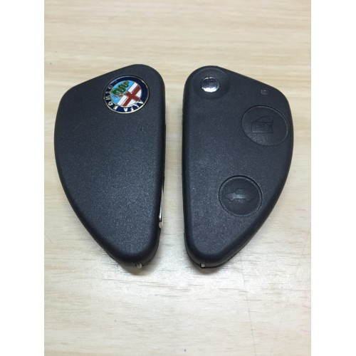 Genuine Original Remote Key Shell 2 Button Flip Case