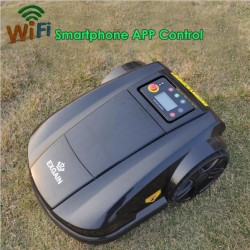 Electric Robot Lawn Mower WIFI App Wireless Control