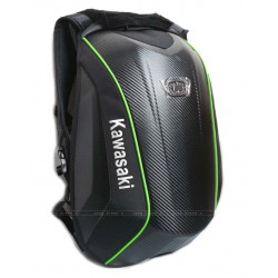 Motorcycle Shell Bag OGIO KAWASAKI Carbon Fiber